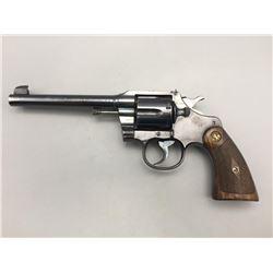 Colt Officers Model .38 Special