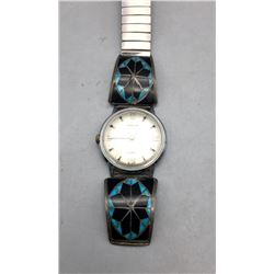 Vintage Inlay Watch Band