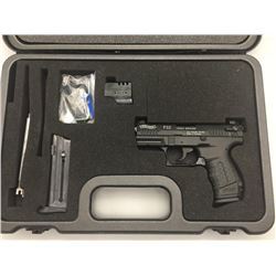 Walther P22 Limited First Edition Semi Automatic Pistol