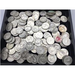 Approx. 115 Pre-64 Silver Quarters