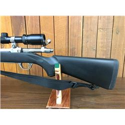 Ruger M77 Mark II .204 with Scope