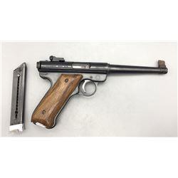 Ruger .22 Caliber Auto Pistol