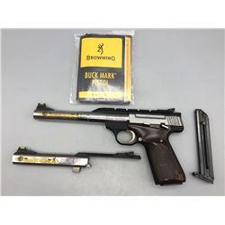 Browning Buck Mark NRA .22 Cal Pistol