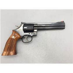 Smith and Wesson M.586 Distinguished Combat .357 Magnum