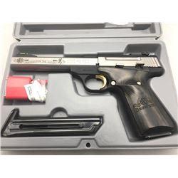 Browning Buck Mark NRA .22 LR Pistol