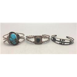 Group of Three Vintage Bracelets