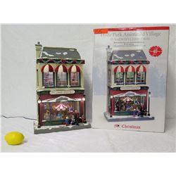 Mr. Christmas 'Hyde Park Animated Village - It's Always Christmas'