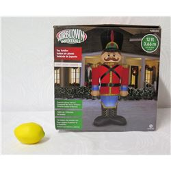 AirBlown Inflatables 12' Toy Soldier Yard Decoration