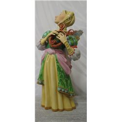 """Greenwich Workshop 'The Gift of Music"""" Signed James C. Christensen 5.5"""" Tall"""