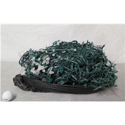 Large Bag of Misc Holiday Indoor/Outdoor Light Strands