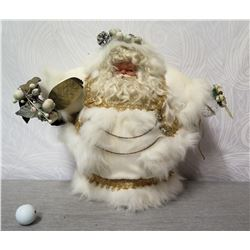 """Heirloom Santas 'Father Frost' 2012 Signed by Artist Tilly 106/1000 - 17"""" Tall"""
