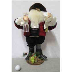 Forever Christmas by Chelsea Fair Limited Edition Santa Figurine 15/30