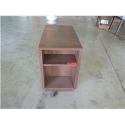 """Wooden 3 Drawer 2 Shelf Cabinet 26"""" x 14"""" x 21"""" H"""