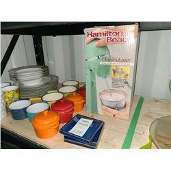 Hamilton Beach Drinkmaster & more