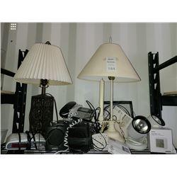 Sony Speakers & lamps