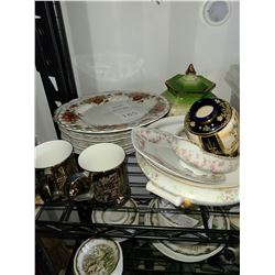 Assortment of China & Limoges