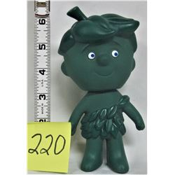 """6"""" PILSBURY JOLLY GREEN GIANT LITTLE SPROUT DOLL"""