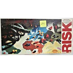 1975 PARKER BROS RISK BOARD GAME