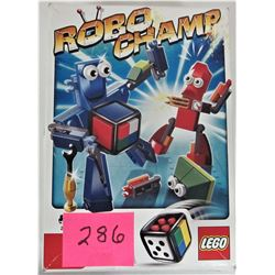 2010 LEGO GAME #3835 ROBO CHAMP BOXED / INSTRUCTIONS
