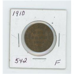 1910 Canada One Cent Coin