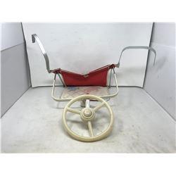 Antique Childs Car Seat