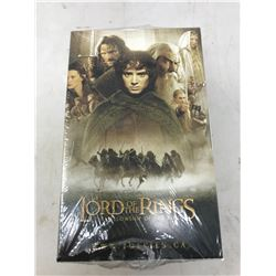 New (2002)  Lord of the Rings 3 Book Set (Unopened)