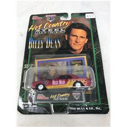 NASCAR Country Limited Edition Billy Dean