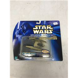 Diecast Star Wars Trade Federation Droid Fighter