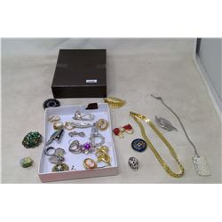 Box of Jewellery