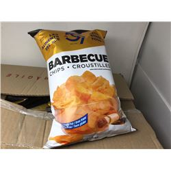 Case of 59th Street Barbecue Chips (16 x 140g)