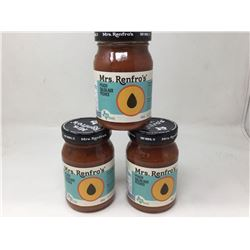 Mrs. Renfro's Peach Salsa (3 x 473ml)