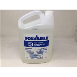 Solvable Hand Sanitizer (3.78L)