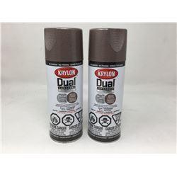 Krylon Dual Superbond Paint & Primer