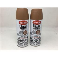 Krylon Dual SuperbondPaint & Primer
