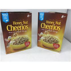 Honey Nut Cheerios (2 x 292g)