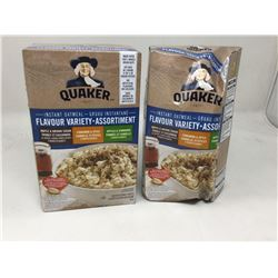 Quaker Instant Oatmeal Variety Packs (2 x 8)