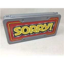 SorryOn-the-go Game
