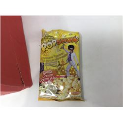 Popshow Vanilla Cream Microwave Popcorn (25 x 80g)