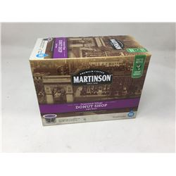 Martinson Donut Shop K Cup Coffee (24 kcups)
