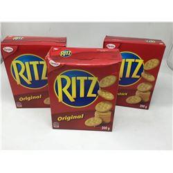 Ritz Original Crackers (3 x 200g)