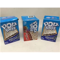 Pop Tarts-Assorted (3 x 8)