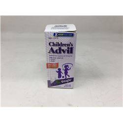Children's Advil Dye Free, Grape Flavour(100ml)