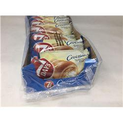 7 Days Vanilla Filled Croissants (6 x 75g)