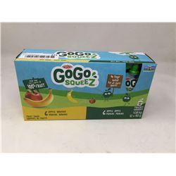 GoGo SqueezFruit Packs (12 x 90g)