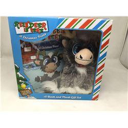 Reindeer in Here Book & Plush Gift Set