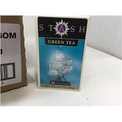 Stash Green Tea- Jasmine Blossom (6 x 20)