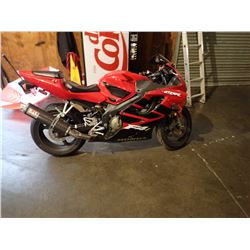 2001 Honda CBR600