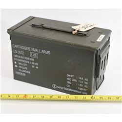 Green 556 Ammo Can