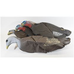 Foam Turkey Decoys