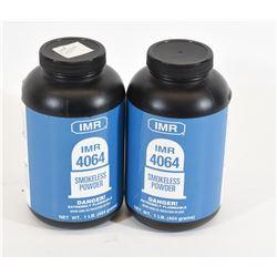 IMR 4064 Gun Powder
